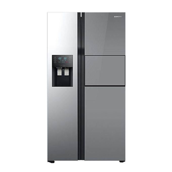 Samsung RS51K56H02A Side by Side Refrigerator-587 ltr