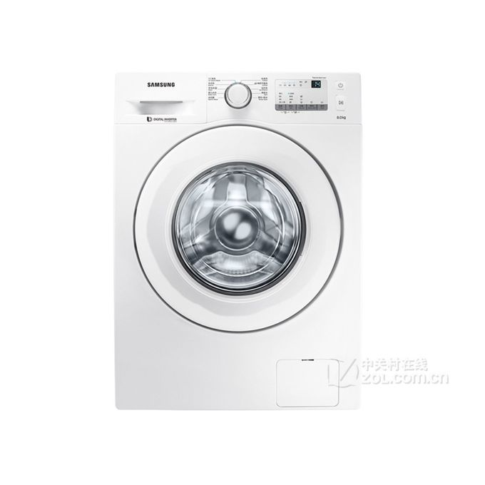 Samsung Full Automatic Front Load Washing Machine- WW80J3237KW