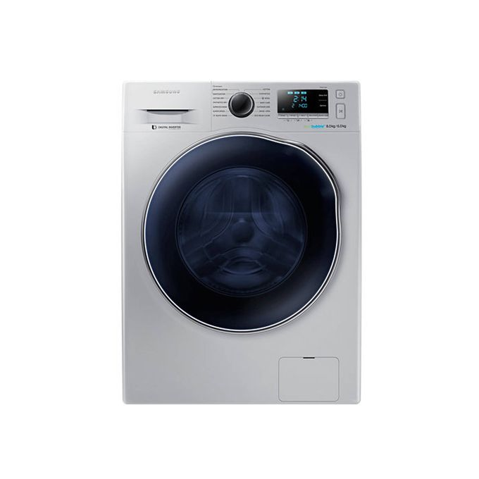 Samsung Full Automatic Front Load Washing Machine- WD80J6410AS