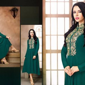 Stitched Double Layer Kurti